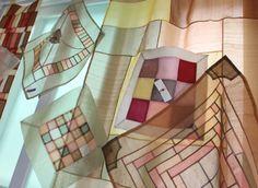 Made of Ramie, patchwork 'Jogakbo'