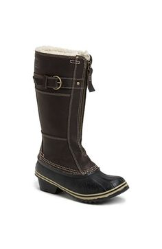 SOREL 'Winter Fancy' Waterproof Boot available at #Nordstrom