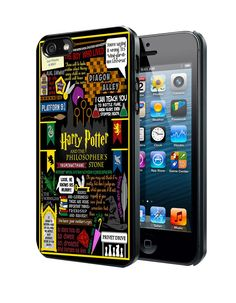 Harry Potter Collage Quote Samsung Galaxy S3 S4 S5 Note 3 , iPhone 4 5 5c 6 Plus , iPod 4 5 case
