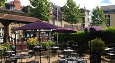 La Truffe Noire Brive-la-Gaillarde La Truffe Noir is situated in the city centre of Brive, between Limousin, Quercy and Périgord. The hotel offers free Wi-Fi internet access and free private parking.