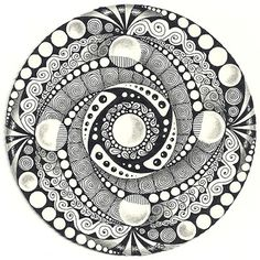 paisley circle art - Google Search