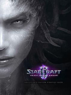 Guía de estrategia oficial de StarCraft II: Heart of the Swarm, edición de coleccionista