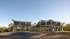 Gallery - AGL Pavilion / Kennedy Associates Architects - 2