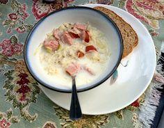 Saurkraut Soup | Feeling Kinda Thrifty