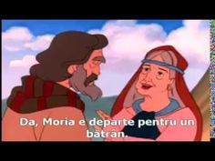 Avraam și Isaac- desene animate crestine- subtitrare romana - YouTube Youtube, Family Guy, Guys, Fictional Characters, Movie, Sons, Fantasy Characters, Youtube Movies, Boys