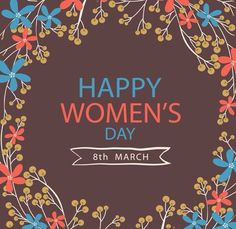 Women's Day, March 8th