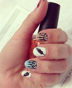 Music Festival Nail Art - NAILS Magazine