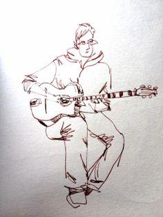 Prashant Miranda: Musical doodles