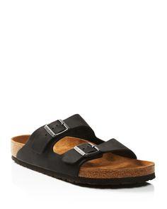 Birkenstock Arizona Two Band Flatbed Sandals