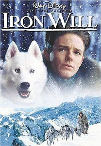 Available in: DVD.Charles Haid's adventure film Iron Will comes to DVD with a widescreen anamorphic transfer that preserves the original theatrical Walt Disney Movies, Walt Disney Pictures, Disney Dogs, Disney Characters, Family Movie Night, Family Movies, David Ogden Stiers, Marvel Comics, Poster