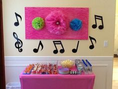 Dance Party Birthday Party Ideas | Photo 6 of 38 | Catch My Party