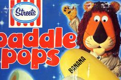 PADDLE POPS bring back the choc mint and caramel flavour !!