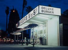 Deluxe Burger, San Jose, CA. I remember my mom would take me here when ur on a budget it gets the job done...lol