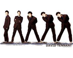 David Tennant wallpaper :)