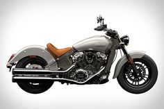 2015 Indian Scout Motorcycle