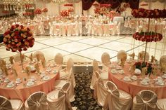Pictures of Reception Halls Decorated | ... halls, wedding reception hall, wedding reception hall decorations