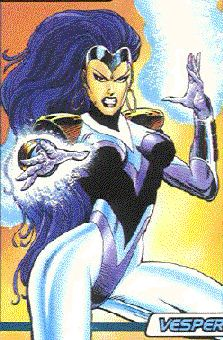 Genetix (Marvel UK)