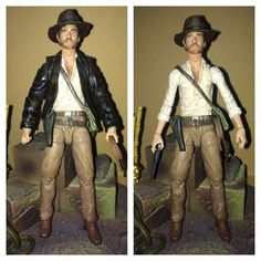 Indiana Jones Custom Action Figure