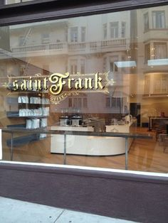 Saint Frank Coffee - Russian Hill