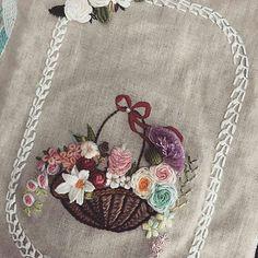 @madeby_han ⚫ ⚫ #embroidery #handmade #handembroidery #ручнаяработа #вышивка