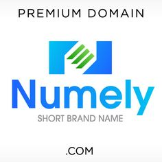 Buy Numely .com Domain  #naming #memorable #word #dotcom #web #premium #domain #brandable #logo #startup #brand #com #domainname #dotcom #business #company #entrepreneur #logodesign #businessname #name #idea #naming #businessidea #logodesign #design #designinspiration #inspiration #graphicdesign #creative Domain Name Ideas, Professional Logo Design, One Word, Free Logo, Business Names, Brand Names, How To Memorize Things, Business Company, Graphic Design