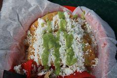Cheese Empanadas @ La Cantina de San Angel — easyWDW