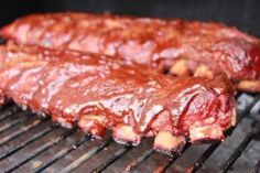 Step by step process on how to make the best smoked ribs ever!