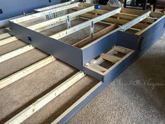 DIY Home Theater Platform #riser #media #man #cave