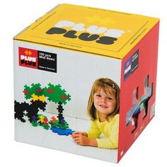 Plus-Plus Midi 100 Basic | edukacnehracky.sk Toy Chest, Storage Chest, Safari, Hello Kitty, The 100, Packing, Young Children, Bag Packaging