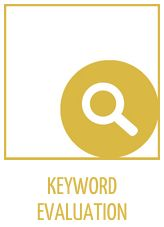 What keywords is your website going after?  Every website has chosen, but have you made an informed decision?