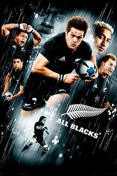 Meet the All Blacks and watch a game in New Zealand