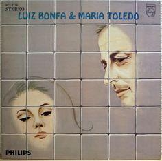 LUIZ BONFA & MARIA TOLEDO / BRAZILIANA / BRAZIL / BOSSA / PHILLIPS JAPAN
