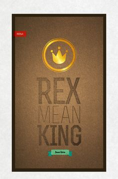 Rex free font on Typography Served