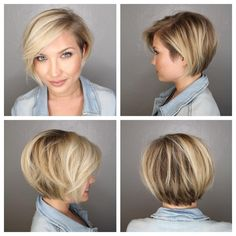 360 view of my homie @sky_eyes_ new cut! Fun soft and sexy! Thanks again friend! (Color by @jaimieblumhair)