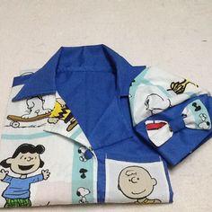 Jaleco azul personagens