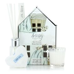 Artistry Collection Home Gift Set: Soft Cotton