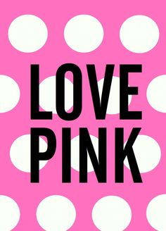 Love Pink by Victoria Secret