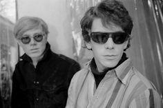 Andy Warhol, Lou Reed 1967
