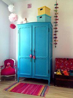 Colourfull kids room