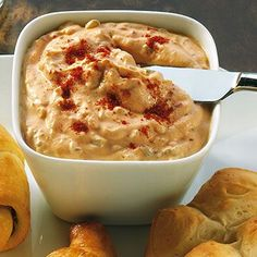 Appetizers Recipes The best GU recipes with quality guarantee: Bauern-Liptauer Cheese Appetizers, Vegan Appetizers, Appetizer Recipes, Easter Recipes, Recipes Dinner, Garlic Butter Shrimp Pasta, Butter Sauce For Pasta, Dip Recipes, Shrimp Recipes