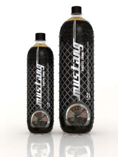 mustang energy drink PD