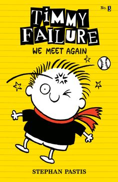 His name is Failure. Timmy Failure. And his detective agency is on the verge of global domination. Global riches. Global fame. And yet the gods keep throwing him curveballs: for starters, academic probation. The coveted Miracle Report is the key to everything, including a good grade. It's dirty business. It's best you know nothing. But one thing is for sure: Timmy Failure will be triumphant again! HC 9780763673758 / Ages 8-12
