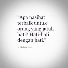 Hati hati dengan hati
