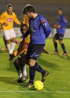Wingate & Finchley progress to London Senior Cup quarter-finals