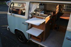 VW Volkswagen T2 Westfalia Bay Window Camper Van (1973)                                                                                                                                                                                 More