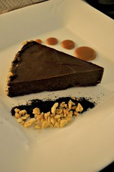 Chocolate Torte from Kevin Taylor's at the Opera House
