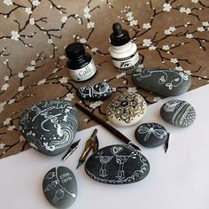 1000+ ideas about Drawing On Rocks on Pinterest   Stone painting ...