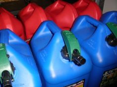 #Prepper - Stockpiling Fuel for Your Car, Heater, Cook Stove, and Lamp