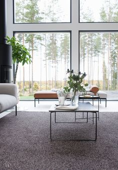 Woodnotes linen wool loop tufted Tundra carpet aggregates sofas and sofa tables … – toptrendpin. Home Design, Interior Design, Carpet Places, Living Room Home Theater, Sofas, Minimalist Home Decor, Space Architecture, Sofa Tables, Scandinavian Interior