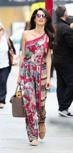 Love Her Style Amal Alamuddin On Pinterest